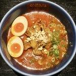 89568458 - 「肉まみれ濃厚担々麺」(1080円)