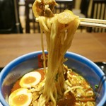 89568461 - 「肉まみれ濃厚担々麺」(1080円)