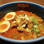 89568466 - 「肉まみれ濃厚担々麺」(1080円)