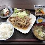 地域食堂 みんなの郷 - 料理写真:この日のランチはこれで700円