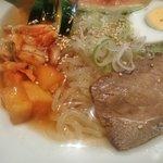じゃじゃ麺と酒の肴 喜作 - 冷麺(アップ)