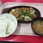 浜松トラックステーション - 料理写真: