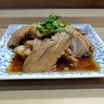 家庭料理 小川 - 中とろあら煮
