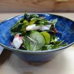 家庭料理 小川 - たこ酢