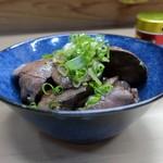 家庭料理 小川 - きも煮