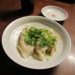 丸和前ラーメン - 水餃子╰(*´︶`*)╯♡