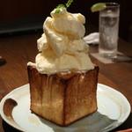 savoy - 料理写真:プーさんのハニートースト