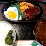 喫茶&軽食 あかね - 料理写真:日替わりランチ(670円)
