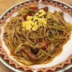 アル・デンテパパ - 料理写真:ベーコンとウインナーと野菜た〜っぷり