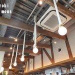 PUBLIC HOUSE - 天井もオシャレ