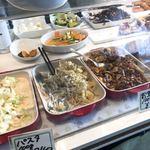89580055 - お惣菜たち