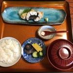 住茂登 - 琵琶湖天然鰻の白焼ご飯セット