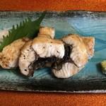 住茂登 - 琵琶湖天然鰻の白焼