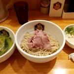 89580781 - 真鯛つけ麺雑炊セット