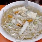 89581014 - 野菜たっぷりタンメン