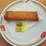 餃子の王将 - お皿に一本だけ   何か変