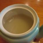 妙庵 - 蕎麦湯