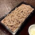 すい庵 - 料理写真:もりそば