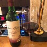 ジビエ&ワイン ブラッスリー山梨 - シャトーシャルマン カベルネフラン2015