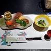 藤龍館 - 料理写真:夕食(はじめに並んでいた料理)