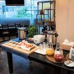 アーユルヴェーダ・カフェ ディデアン - 料理写真:朝食ブッフェ