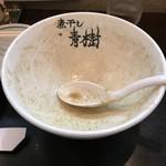 niboshira-menaoki - H30.7 完食