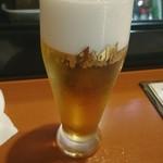 貝料理専門店 磯ばし - 生ビール