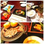 味覚の宿 双葉荘 - 料理写真: