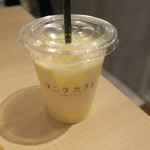 タニタカフェ - セットドリンク:オーガニック豆乳