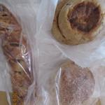 天然酵母パン 味取 - 買ったモノ