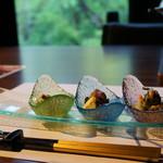 湯元旅館 鶴霊泉 - 料理写真: