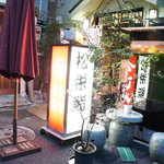 江戸前 松栄寿司 - お店は立川駅からバスで10分ほど。「富士見町7丁目」バス停から歩いて5分♪