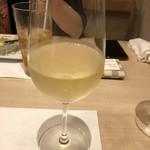ベジ&フィッシュ - 白ワイン