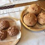 コサイ - 料理写真:サービスの試食