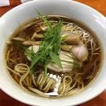 鶏っぷ - 地鶏の中華SOBA 醤油