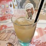 プリンセスカフェ - 血小板ドリンク~☆