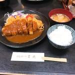 89604938 - ロースとんかつ定食(150g)
