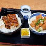 小島 - うなぎ丼セット