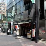 銀座 鹿乃子 - お店の外観