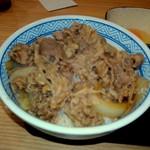 吉野家 - 料理写真:牛丼(並) ¥380