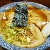 ○決 - 料理写真:「中華そば(中)」¥600税込+「チャーシュー」¥200税込