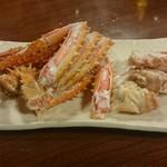 居酒屋 燔 - イバラ蟹
