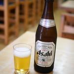 高千穂 - ビール(中)¥500