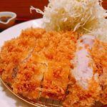 あげ福 - ♦︎極上ロース定食(180g) 2,592円