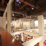 六花亭 - 1階を俯瞰