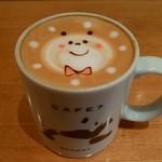 シーズカフェ - カフェラテ