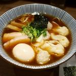 89622040 - 黒旨 特製ワンタン麺 1,000円