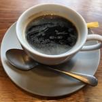 above GRILL & BAR - ホットコーヒー