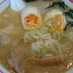 麺小屋 ここりこ - 鶏白湯ラーメン650円+味玉100円✌️