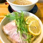 中村商店 - 冷製塩つけ麺